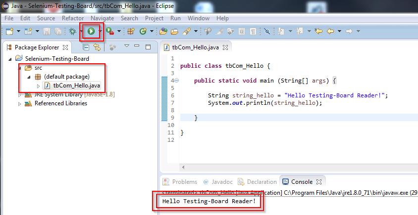 Tutorial_SE_1.080.Eclipse_start_Selenium_Play-Button